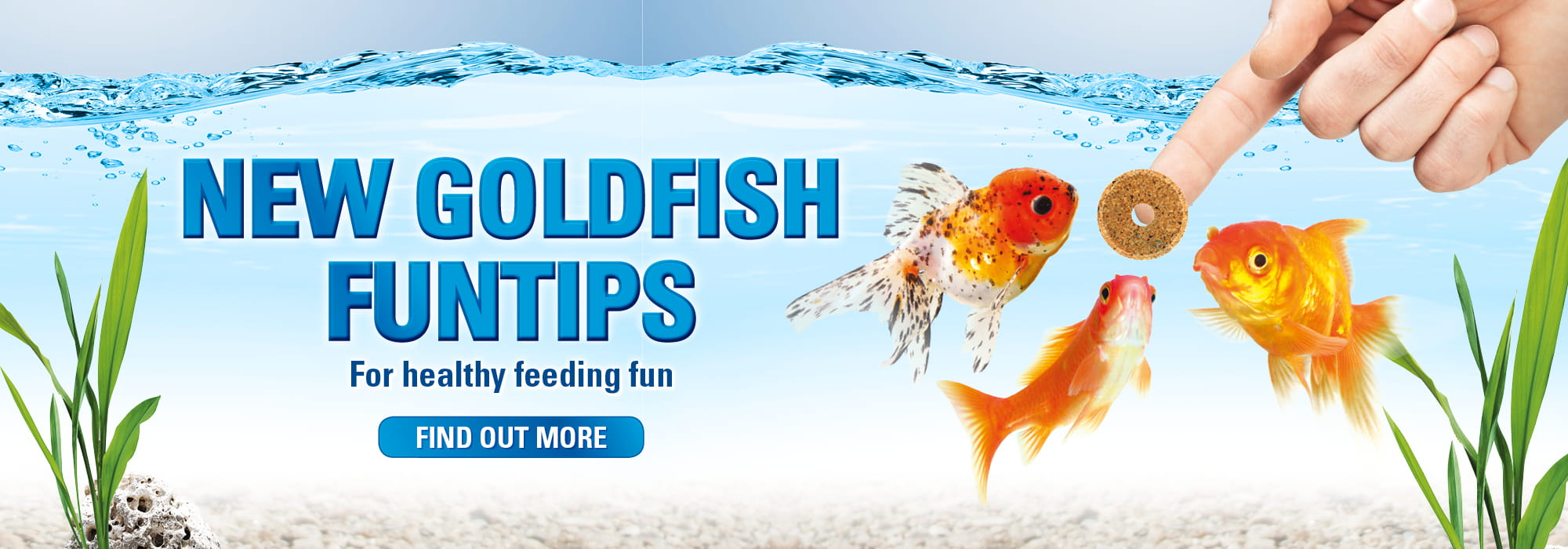 New Goldfish FunTips